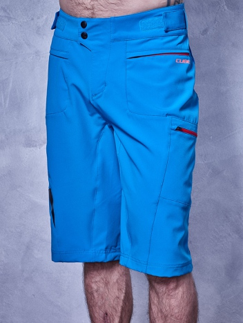 CUBE ACTION Shorts PURE incl. Liner Shorts