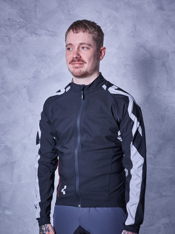 CUBE BLACKLINE Multi-Functional Jacket